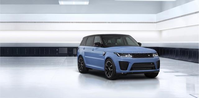 Lộ diện Range Rover Sport SVR Ultimate Edition: Đẹp không tì vết đi kèm mức giá cắt cổ - Ảnh 1.