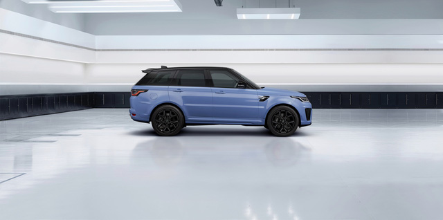 Lộ diện Range Rover Sport SVR Ultimate Edition: Đẹp không tì vết đi kèm mức giá cắt cổ - Ảnh 2.