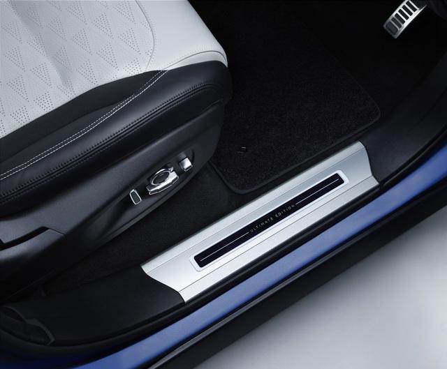Lộ diện Range Rover Sport SVR Ultimate Edition: Đẹp không tì vết đi kèm mức giá cắt cổ - Ảnh 4.