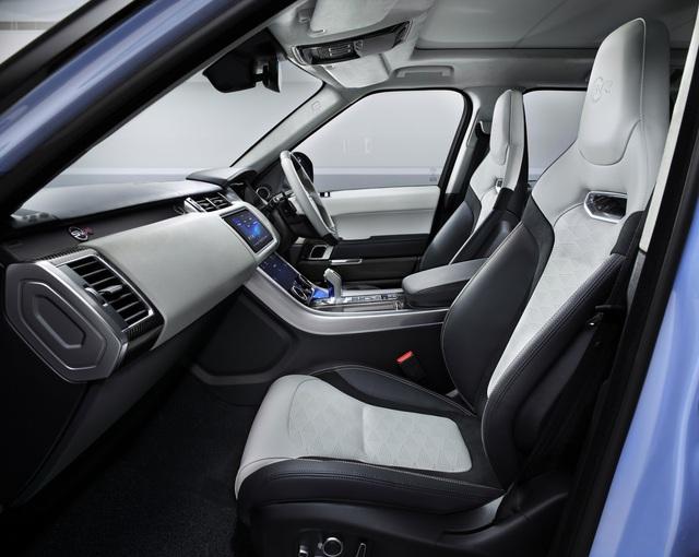 Lộ diện Range Rover Sport SVR Ultimate Edition: Đẹp không tì vết đi kèm mức giá cắt cổ - Ảnh 6.