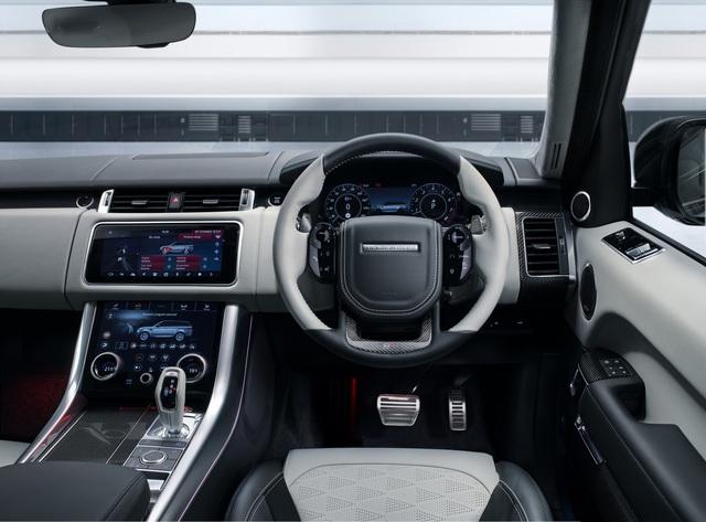 Lộ diện Range Rover Sport SVR Ultimate Edition: Đẹp không tì vết đi kèm mức giá cắt cổ - Ảnh 5.