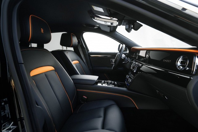 Rolls-Royce Ghost 2021 sắp ồ ạt đổ bộ Việt Nam và đây là bản độ đáng để các đại gia tham khảo - Ảnh 5.