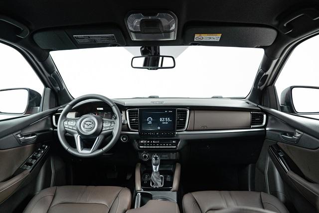 Ra mắt Mazda BT-50 2021 tại Việt Nam: Giá từ 659 triệu đồng, định hướng bán tải đi phố đấu Ford Ranger - Ảnh 8.