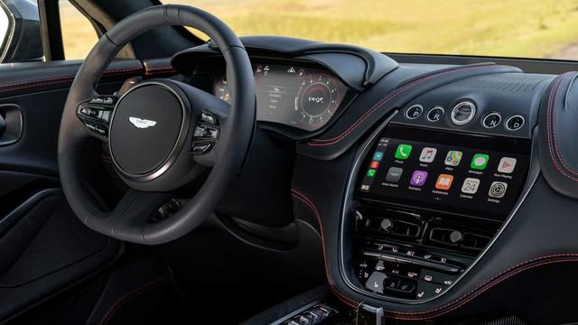 Lãnh đạo Aston Martin nhá hàng các phiên bản DBX mới cùng thời gian ra mắt, đáng chú ý là phiên bản hiệu suất cao đối đầu Bentley Bentayga Speed - Ảnh 6.