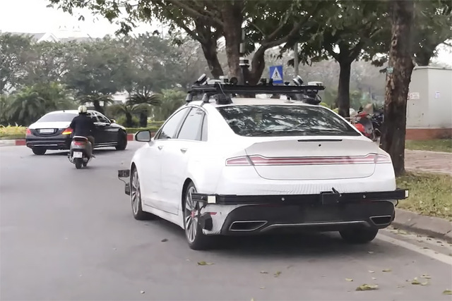 Vì sao VinAI dùng xe Ford và Lincoln để thử 3 công nghệ mới mà không phải VinFast Fadil hay Lux? - Ảnh 3.
