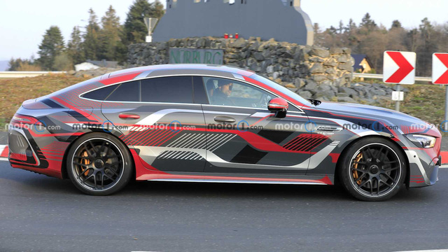 Mẫu xe Mercedes-Benz tăng tốc ngang ngửa siêu xe Ferrari và Lamborghini sẽ ra mắt đầu tháng 9 - Ảnh 3.