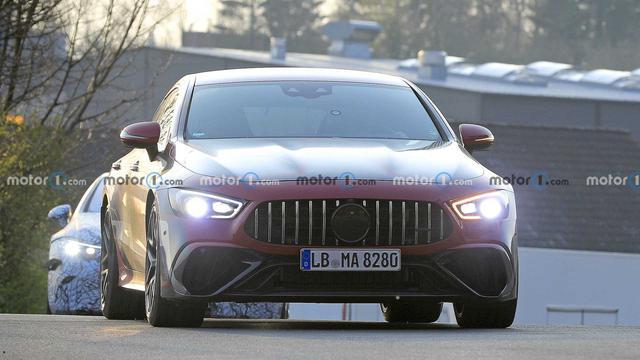 Mẫu xe Mercedes-Benz tăng tốc ngang ngửa siêu xe Ferrari và Lamborghini sẽ ra mắt đầu tháng 9 - Ảnh 4.