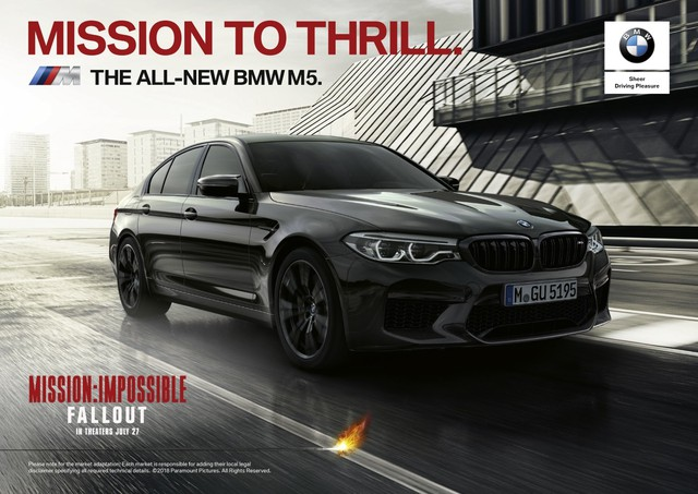 Đang quay phim, tài tử Tom Cruise bị trộm lấy mất BMW X7 nhưng nhận xe mới toanh chỉ trong vài phút - Ảnh 1.
