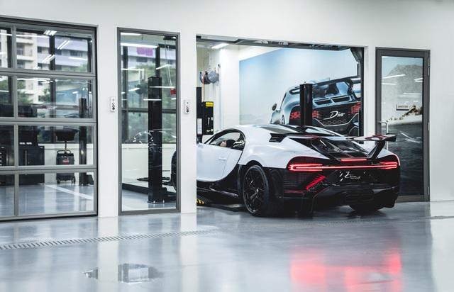 Nhà phân phối Lamborghini, Bentley, Aston Martin Việt Nam mở showroom Bugatti đầu tiên ở Đông Nam Á - Ảnh 3.