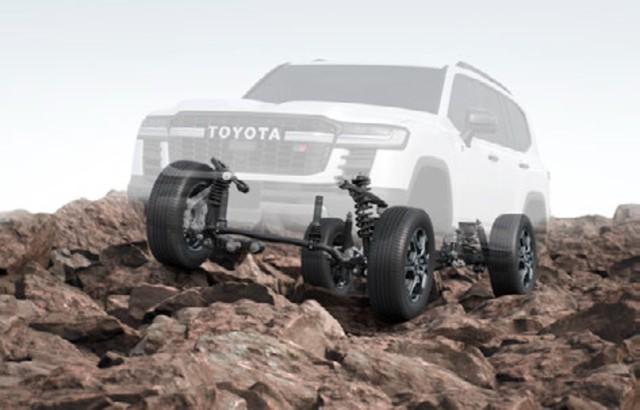Chi tiết Toyota Land Cruiser 300 GR Sport: Giá quy đổi từ 1,6 tỷ, toàn trang bị chơi bời cho đại gia - Ảnh 10.