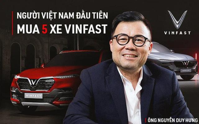 Đại gia đầu tiên mua VinFast President tuyên bố sẽ tiêm vắc xin covid của Việt Nam  - Ảnh 1.