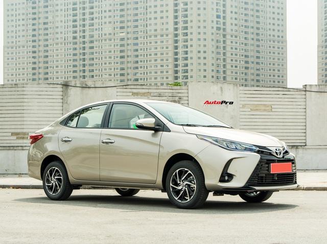Chê Nissan Almera 579 triệu đắt thì đây là các xe cùng giá: Sedan, SUV, MPV 7 chỗ đủ cả - Ảnh 2.