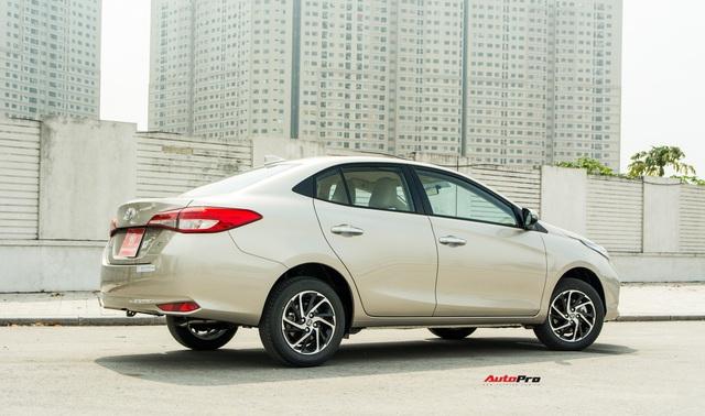 Chê Nissan Almera 579 triệu đắt thì đây là các xe cùng giá: Sedan, SUV, MPV 7 chỗ đủ cả - Ảnh 3.