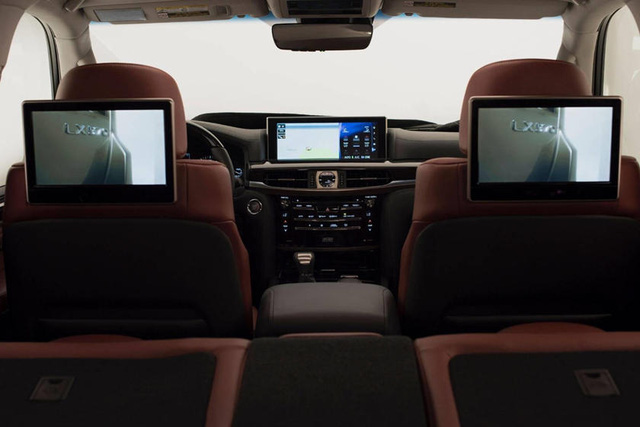 Lexus LX thế hệ mới hoãn ngày ra mắt - Hụt hẫng với nhà giàu - Ảnh 2.