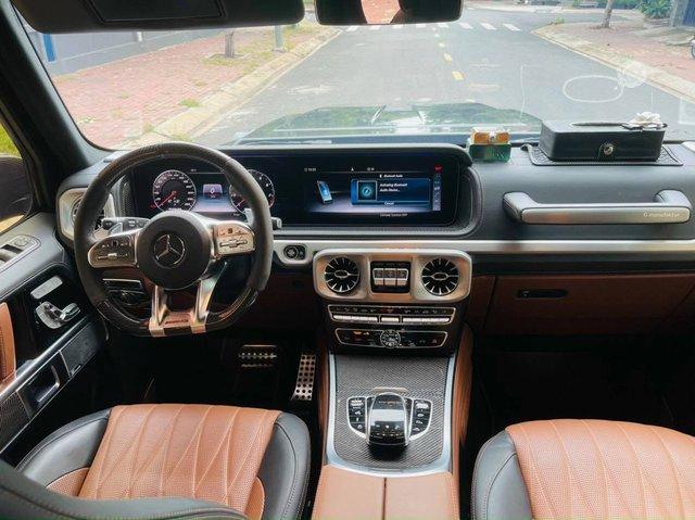 Mercedes-AMG G 63 bản 'Stronger Than Time' hiếm hoi bán lại: Ngoại thất độ Brabus hầm hố, rao giá đắt ngang xe mua mới - Ảnh 5.