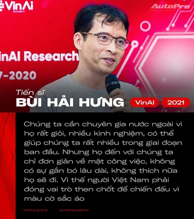Người đứng sau 3 công nghệ mới sẽ có trên xe VinFast: Tiến sĩ từ tuổi 25, profile dày đặc ở Apple, Google, muốn đưa Việt Nam vào bản đồ AI thế giới - Ảnh 4.