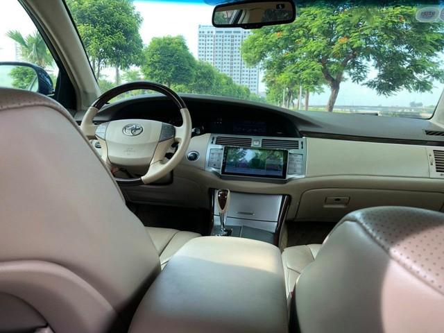 Hậu khai tử, xe đại gia Toyota Avalon xuống giá chỉ đắt hơn đàn em Vios dịch vụ vài chục triệu đồng - Ảnh 3.