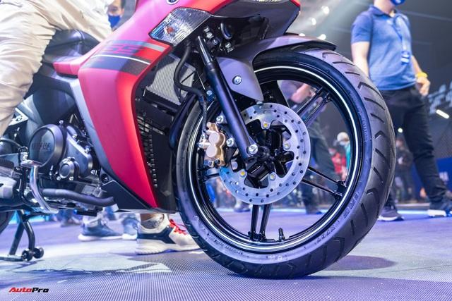 Yamaha sắp ra mắt xe mới: Liệu sẽ là Exciter 155 phiên bản thay tem hoặc có thêm phanh ABS? - Ảnh 2.