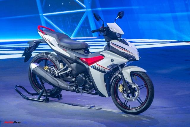Yamaha sắp ra mắt xe mới: Liệu sẽ là Exciter 155 phiên bản thay tem hoặc có thêm phanh ABS? - Ảnh 1.