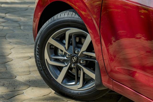 4 trang bị duy nhất Hyundai Grand i10 2021 có trong phân khúc: Một tính năng không có trên bản sedan gây tiếc nuối - Ảnh 4.