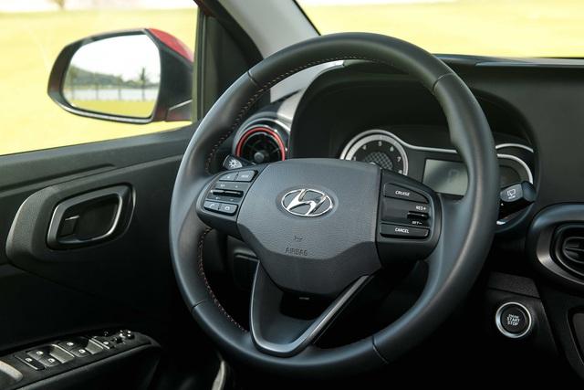 4 trang bị duy nhất Hyundai Grand i10 2021 có trong phân khúc: Một tính năng không có trên bản sedan gây tiếc nuối - Ảnh 3.