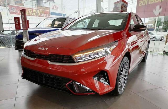 Đại lý thông báo Kia Cerato 2022 ra mắt tháng 9: Xe đã về Việt Nam, lắp ráp trong nước, đấu Hyundai Elantra - Ảnh 1.