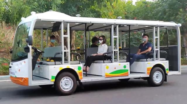 Vingroup công bố xe điện tự lái cấp độ 4: Không cần tài xế, vận tốc tối đa 30 km/h, vận hành từ 2022 - Ảnh 2.