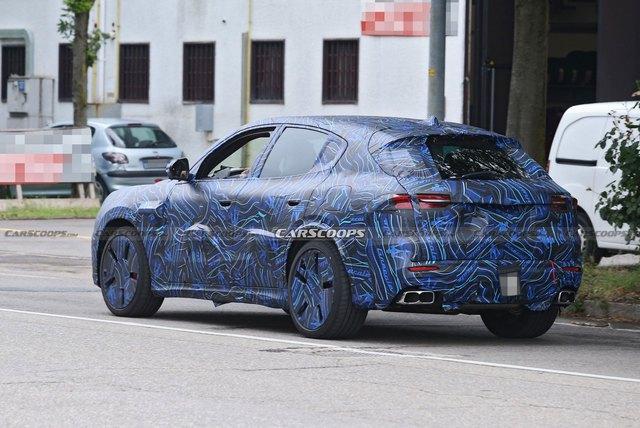 Maserati Grecale chốt lịch ra mắt: Đàn em Levante đối đầu Porsche Macan, BMW X3 - Ảnh 2.