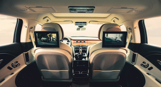 Đại gia Việt sẽ thích thú với nâng cấp này trên xe siêu sang Bentley Flying Spur và Bentayga  - Ảnh 1.
