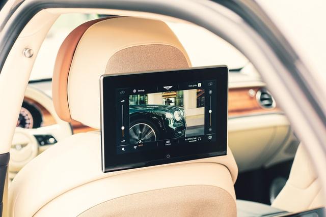 Đại gia Việt sẽ thích thú với nâng cấp này trên xe siêu sang Bentley Flying Spur và Bentayga  - Ảnh 3.