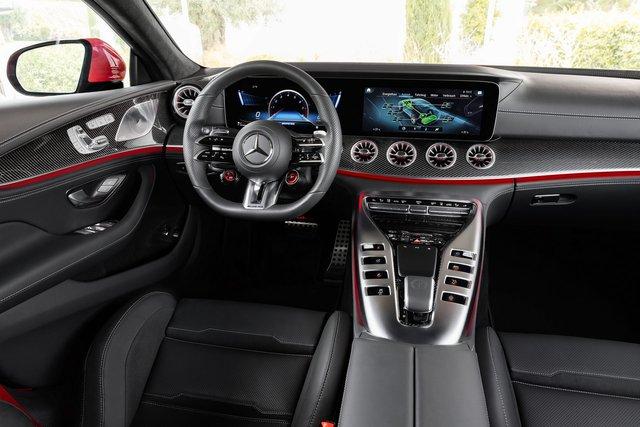 Thích xe gia đình lại đam mê tốc độ, Mercedes-AMG GT 63 E Performance là lựa chọn tham khảo mạnh hơn Lamborghini Aventador SVJ - Ảnh 5.