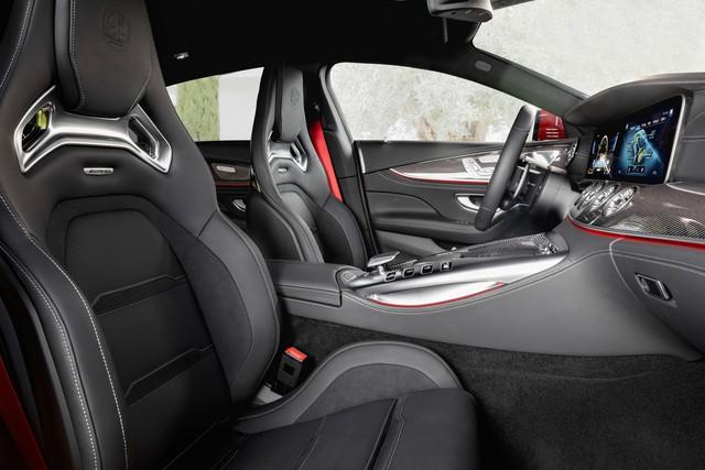 Thích xe gia đình lại đam mê tốc độ, Mercedes-AMG GT 63 E Performance là lựa chọn tham khảo mạnh hơn Lamborghini Aventador SVJ - Ảnh 6.