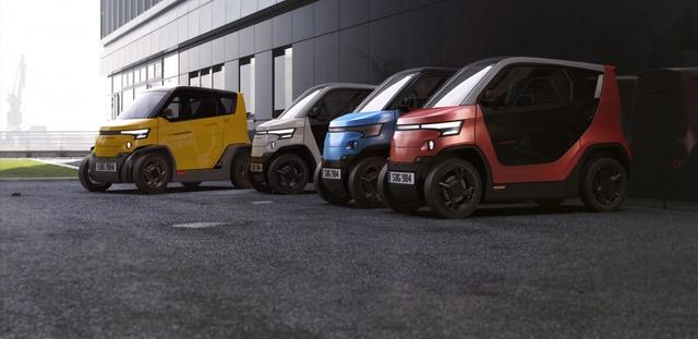 City Transformer - xe điện cỡ nhỏ cho đô thị, giá chỉ hơn 300 triệu đồng - Ảnh 3.