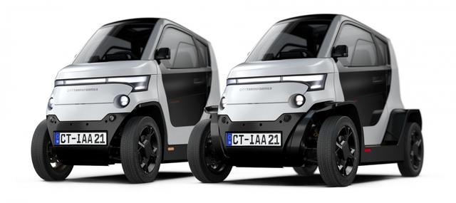 City Transformer - xe điện cỡ nhỏ cho đô thị, giá chỉ hơn 300 triệu đồng - Ảnh 5.
