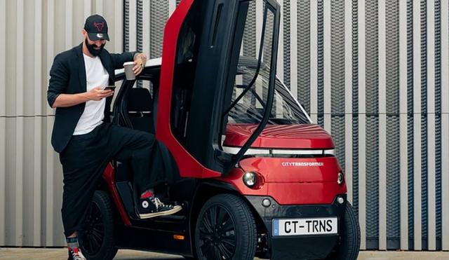 City Transformer - xe điện cỡ nhỏ cho đô thị, giá chỉ hơn 300 triệu đồng - Ảnh 6.
