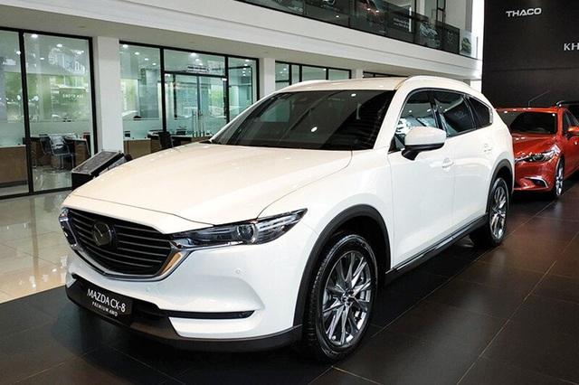 5 mẫu xe đi ngược thị trường bán chạy mùa dịch: Mazda chiếm áp đảo, Toyota Hiace tăng trưởng tới 275% - Ảnh 5.