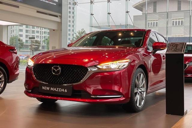 5 mẫu xe đi ngược thị trường bán chạy mùa dịch: Mazda chiếm áp đảo, Toyota Hiace tăng trưởng tới 275% - Ảnh 3.