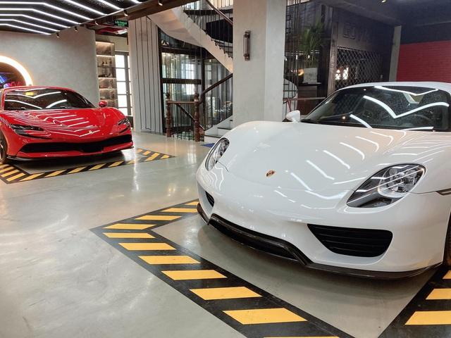 Rộ tin Porsche 918 Spyder độc nhất Việt Nam bất ngờ trở lại trong garage của nữ doanh nhân 9x, đập tan tin đồn chia tay siêu phẩm độc nhất Việt Nam? - Ảnh 2.