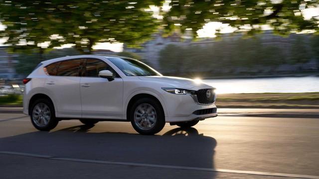Mazda CX-5 chính thức có bản facelift ngay trước thềm ra mắt thế hệ mới - Ảnh 3.