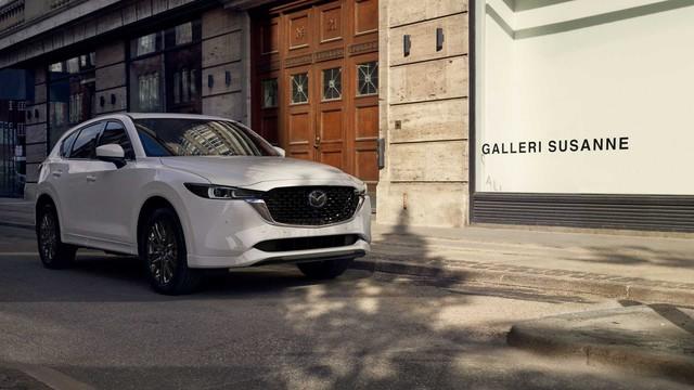 Mazda CX-5 chính thức có bản facelift ngay trước thềm ra mắt thế hệ mới - Ảnh 1.
