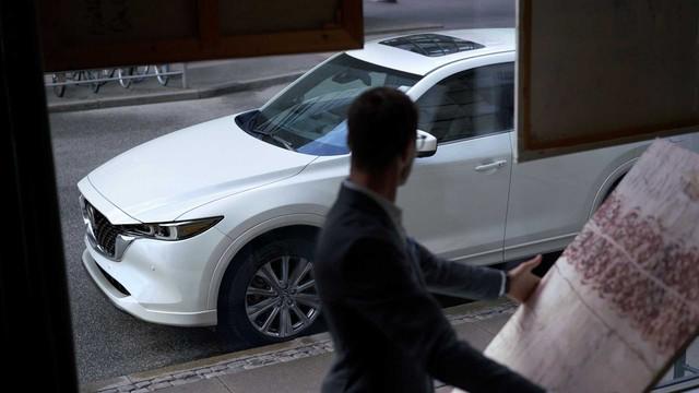 Mazda CX-5 chính thức có bản facelift ngay trước thềm ra mắt thế hệ mới - Ảnh 2.