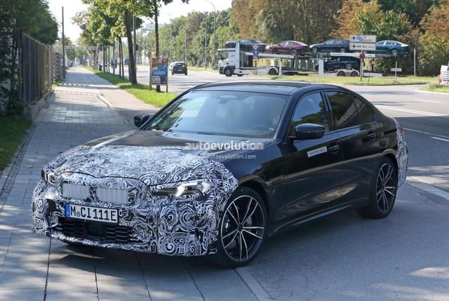 BMW 3-Series 2022 sắp ra mắt sẽ cắt trang bị khiến người mê cầm lái phải đắn đo - Ảnh 2.