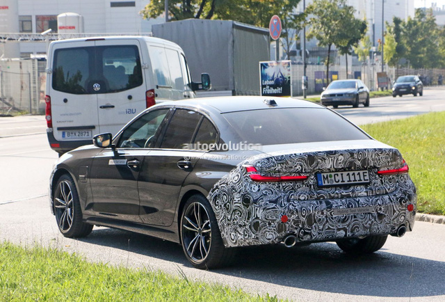 BMW 3-Series 2022 sắp ra mắt sẽ cắt trang bị khiến người mê cầm lái phải đắn đo - Ảnh 3.