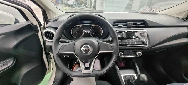 Nissan Almera bản taxi về đại lý: Mâm thép, cắt nhiều option nhưng động cơ mạnh hơn bản full, giá 469 triệu đồng - Ảnh 2.