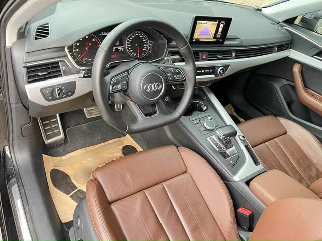 4 năm tuổi, Audi A4 được chủ xe quảng cáo mới 99% rao bán rẻ như Toyota Camry 2021 - Ảnh 4.