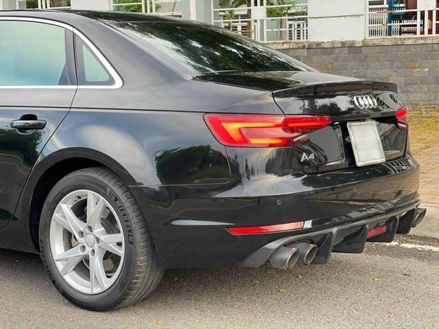 4 năm tuổi, Audi A4 được chủ xe quảng cáo mới 99% rao bán rẻ như Toyota Camry 2021 - Ảnh 3.