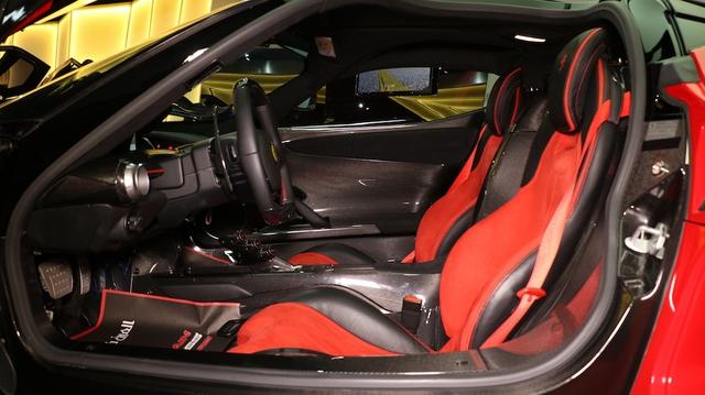 Lộ diện thời gian Ferrari LaFerrari đầu tiên về Việt Nam gia nhập bộ sưu tập siêu xe khủng của nữ doanh nhân 9x - Ảnh 8.