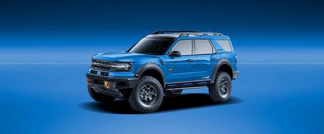 Hé lộ Ford Bronco Raptor cho người mê tốc độ lại thích off-road: Động cơ có thể trên 400 mã lực, có cả bản 2 cửa và 4 cửa - Ảnh 1.