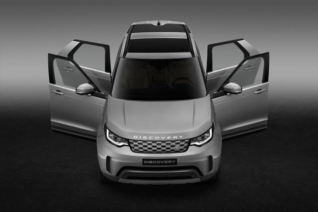 Ra mắt Land Rover Discovery 2021 tại Việt Nam: Giá từ 4,54 tỷ đồng, đối thủ ngang giá của Mercedes GLS và BMW X5 - Ảnh 1.
