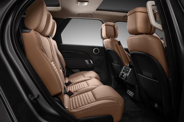 Ra mắt Land Rover Discovery 2021 tại Việt Nam: Giá từ 4,54 tỷ đồng, đối thủ ngang giá của Mercedes GLS và BMW X5 - Ảnh 5.